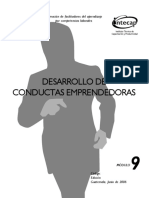 Modulo9 Conductas Emprendedoras