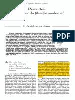 [4] Descartes - O Fundador Da Filosofia Moderna