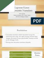 Dermatitis Numularis.pptx