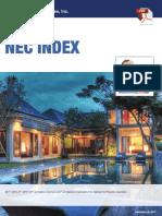 NEC INDEX