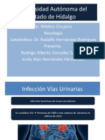 6.- Infecciones Vias Urinarias