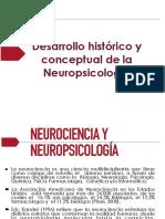 desarrollo historico neuropsicología