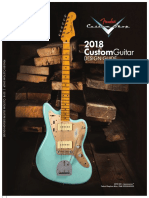 2018 Custom Shop Design Guide