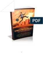 Financial Empowerment and Your Environment