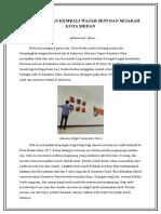 Galeri Seni Di Kota Medan