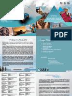 Catalogo de La Oferta Exportable Region Puno
