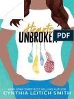 Hearts Unbroken by Cynthia Leitich Smith Chapter Sampler