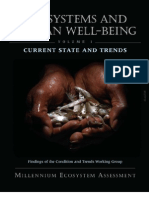 Ecosystems and Human Well-Being-Current State and Trends
