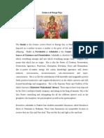 Durga Puja Speech