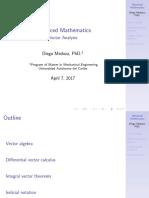 Week3 Vector Analysis 2