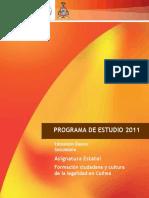 Ae Formacion Ciudadana Programa 2013- Colima