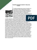 Investigar Antecedentes Históricos Concepto y Reglas Del Voleibol