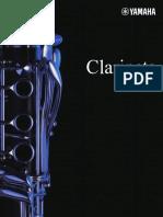 Clarinetes Yamaha