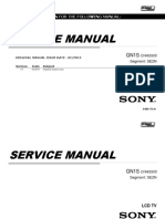 Kdl40r510c Service Manual