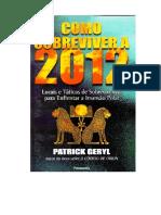 37896842 Como Sobreviver a 2012 Patrick Geryl