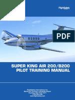 Manual de treinamento King Air