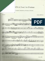 Bertali Violin I