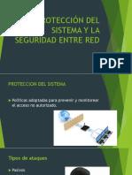 Protección Del Sistema y La Seguridad Entre Red