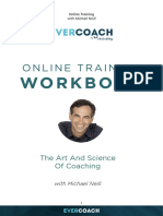 Workbook - Michael Neill on the Art and Science of Coaching 2