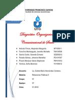 Ejemplo de Diagnóstico Organizacional