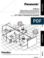 Panafax UF8000