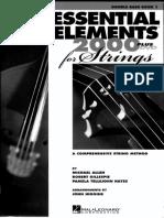351674567 Essential Elements Contrabaixo Book1
