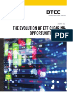 ETF CLEARING OPPORITUNITIES