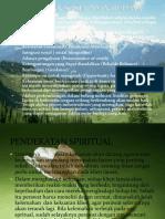 Askep Sosiocultural Dan Spiritual Pada Lansia