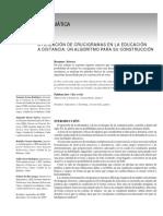 Utilizacion de Crucigramas en La Educacion a Distancia