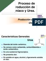 4. Tema Producción de Urea