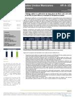 Calificación Soberana de México_HR Ratings