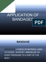 Bandaging Techniques
