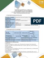 Guía de actividades y rubrica de evaluación - Fase 1 - Reconocimiento del curso.docx