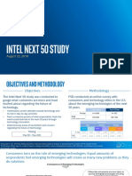 Intel Next 50 Study Results