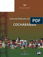 censo cochabamba 2012