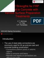 Alkhrdaji_ACI 562_Design Strength Limints