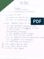 Vocabulario Francés Tipos de Lectura