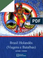 Autores Diversos - Brasil Holandês - Viagens e Batalhas