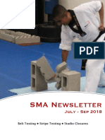 July-Aug '18 Newsletter