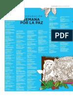 Programación Nacional Semana por la Paz