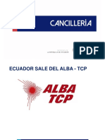 Medidas Venezuela Salida ALBA
