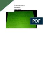 Presencial Tres. Entornos Virtuales de Aprendizaje.