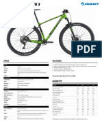 Giant Bicycles Bike 1033