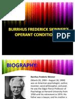 1H4_Burrhus Frederick Skinner's Operant Conditioning
