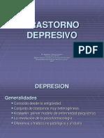 TRASTORNO AFECTIVO - DEPRESION