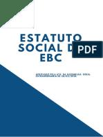 Estatuto Social Ebc