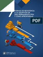 7 Formas de Resistencia a La Adopción PPM y Como Afrontarlas ITM Platform