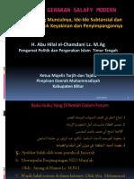 Membedah Pergerakan Salafy Modern.pptx