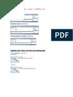 Cuaderno de SQL
