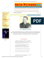 A. J. Pereira Da Silva – Brasil – Poesia Iberoamericana - Paraiba - Www.antoniomiranda.com.Br